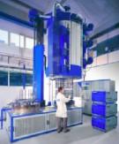 Vročestenska peč za nitriranje in oksidacijo v pulzirajoči plazmi
